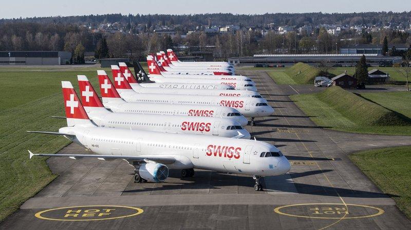 Coronavirus: Swiss a subi une perte de plus de 650 millions en 2020