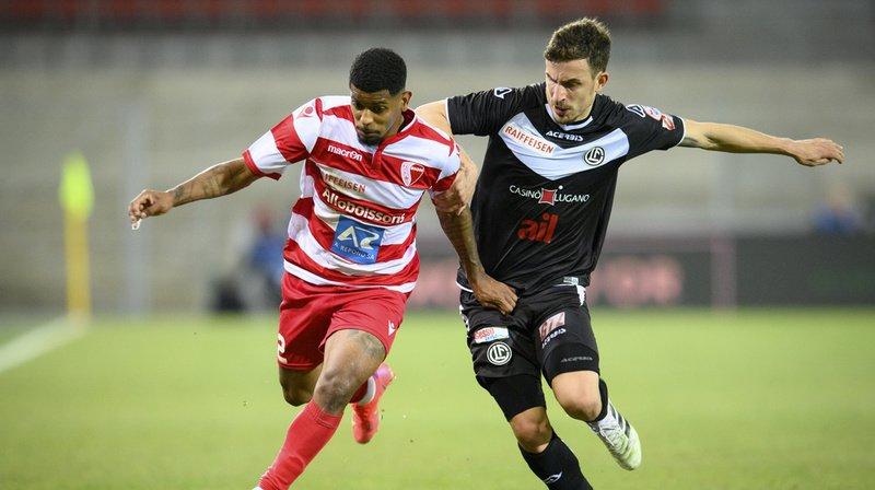Super League: le FC Sion fessé par Lugano à Tourbillon