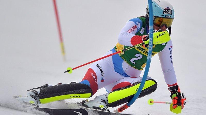 Ski alpin: Wendy Holdener 3e du slalom de Jasna remporté par Mikaela Shiffrin