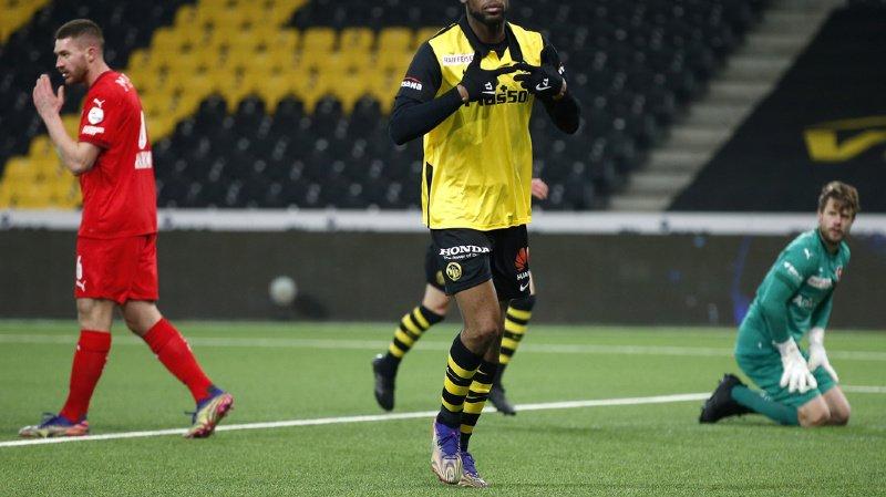 Football – Super League: Vaduz relègue Sion à la dernière place