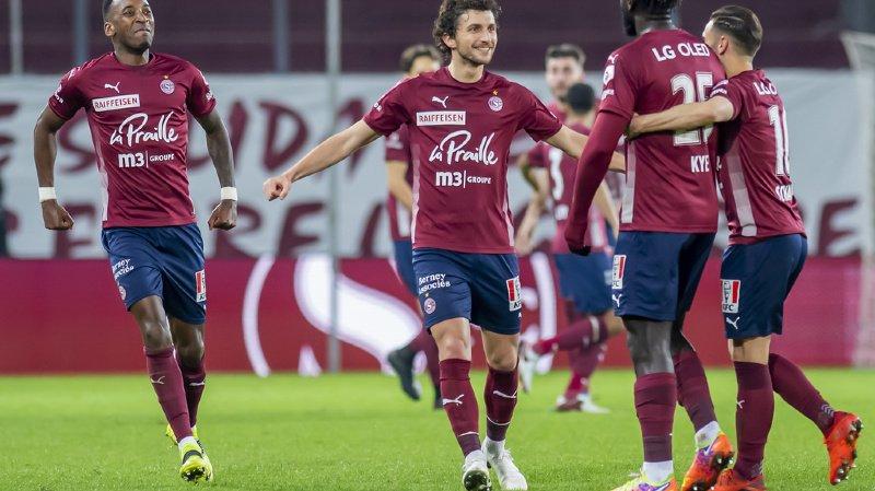 Football – Super League: Servette s'offre 3 victoires consécutives et grimpe à la 2e place
