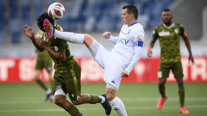 Super League: le FC Sion rentre de Lausanne avec les trois points