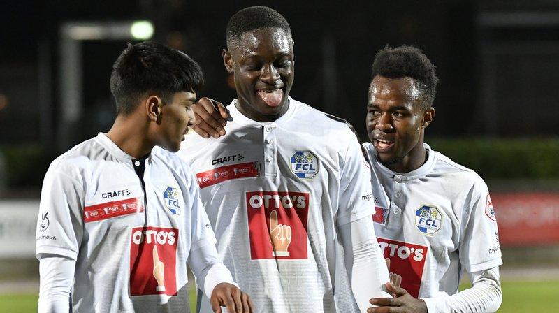 Football: Lucerne bat Chiasso et se qualifie pour les quarts de finale de la Coupe de Suisse