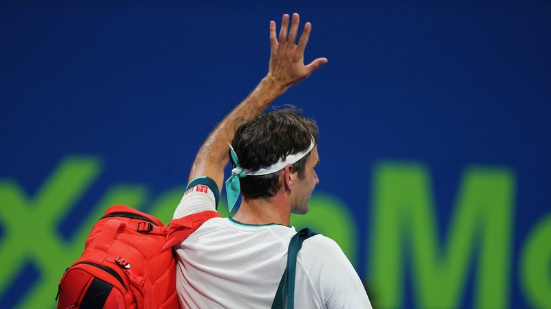 Tennis: Federerrenonce au tournoi de Dubaï