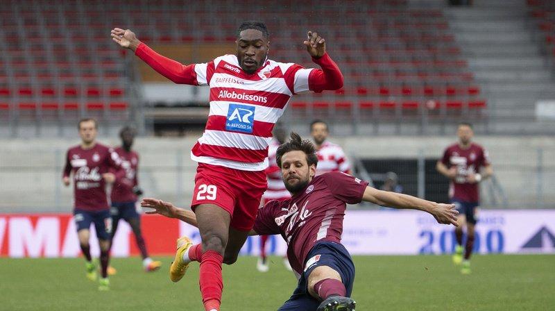 Super League: le FC Sion s'incline contre Servette