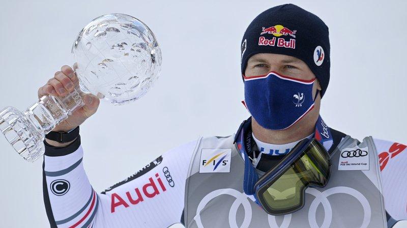 Ski alpin – Géant: Marco Odermatt n'a pas supporté la pression, le globe pour Alexis Pinturault