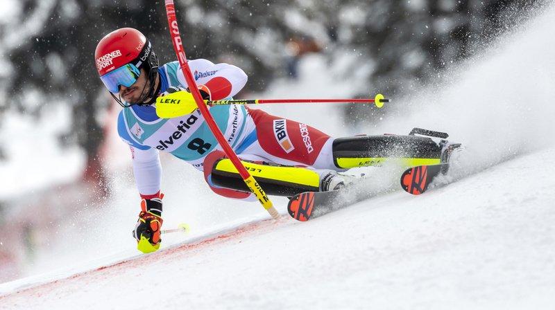 Ski alpin: Meillard 5e du slalom de Lenzerheide remporté par Feller, Zenhäusern éliminé