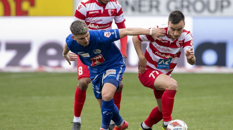 Super League: le FC Sion tient en échec le FC Lucerne