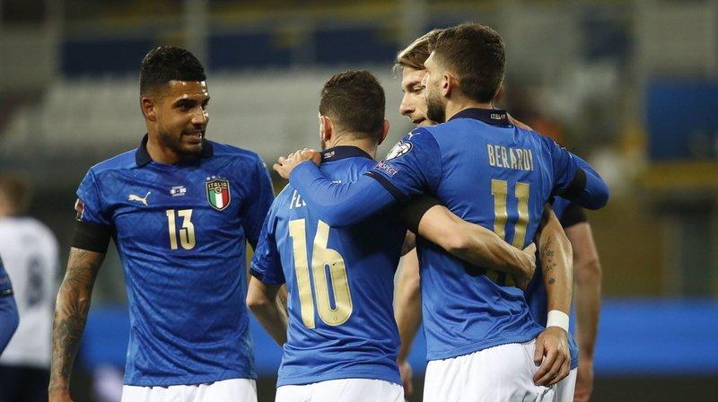 Football – Mondial 2022: l'Italie bat l'Irlande du Nord en qualifs