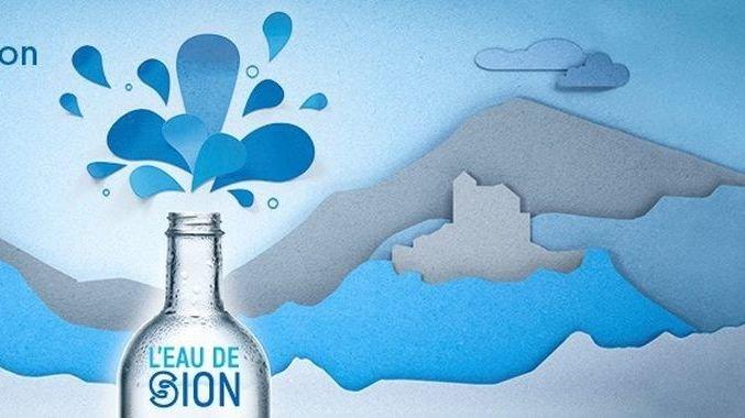 Sion: un artiste urbain suisse réalisera le design de la prochaine carafe d'eau