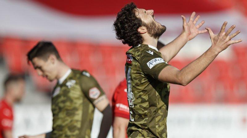 FC Sion: les notes des joueurs lors du match contre le FC Vaduz