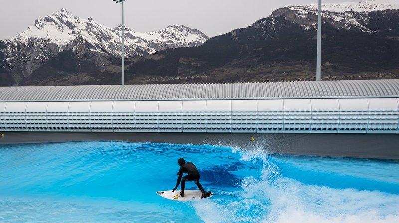 A Sion, la piscine à vagues artificielles Alaïa Bay ouvre le 1ermai