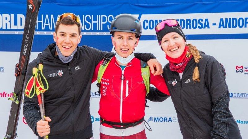 Mondiaux de ski-alpinisme: la Suisse ajoute de l'argent à sa moisson de médailles