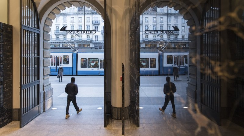 Credit Suisse: comment la banque a perdu des milliards