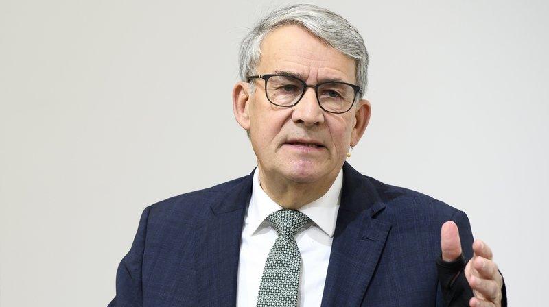 Urs Schwaller quitte la présidence de la Poste: «Je ne m'attendais pas à tout cela»