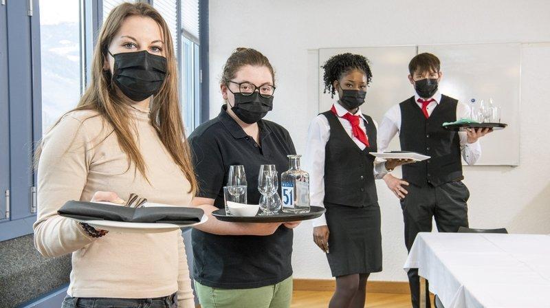 Coronavirus: le blues inquiétant des apprentis et étudiants en Valais