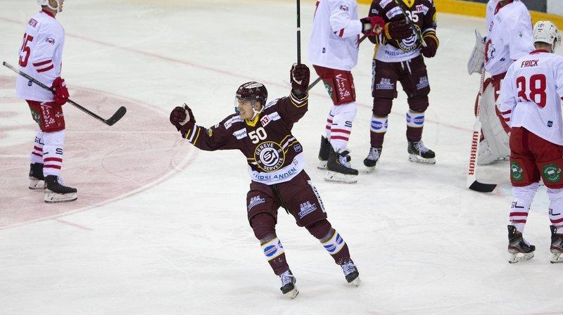 Hockey: prêté à GE-Servette, Guillaume Asselin a inscrit trois buts face à Lausanne