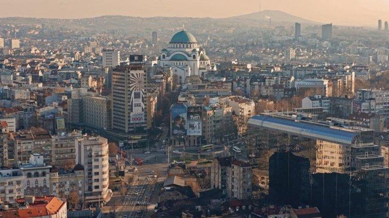 Sion: concours pour une résidence artistique à Belgrade