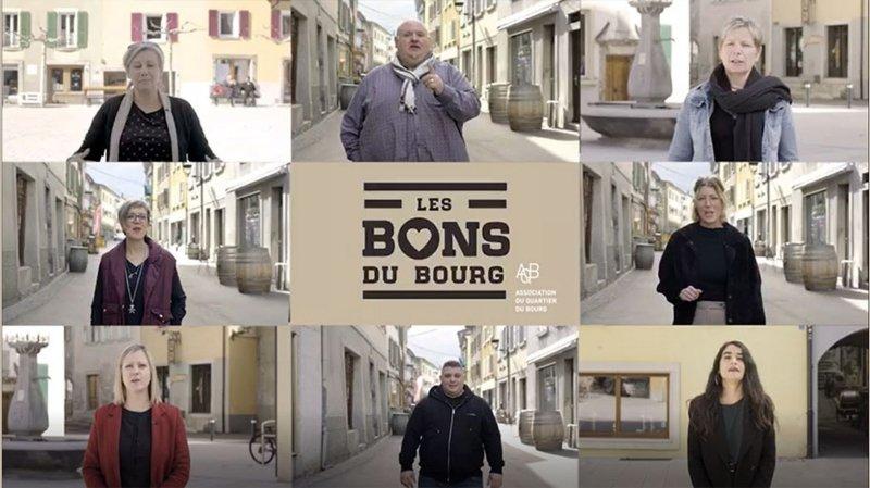 Les cafetiers du Bourg sont soutenus par les habitués de ce quartier convivial.
