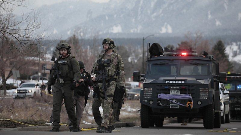 Une fusillade dans un supermarché du Colorado fait 10 morts — Etats-Unis