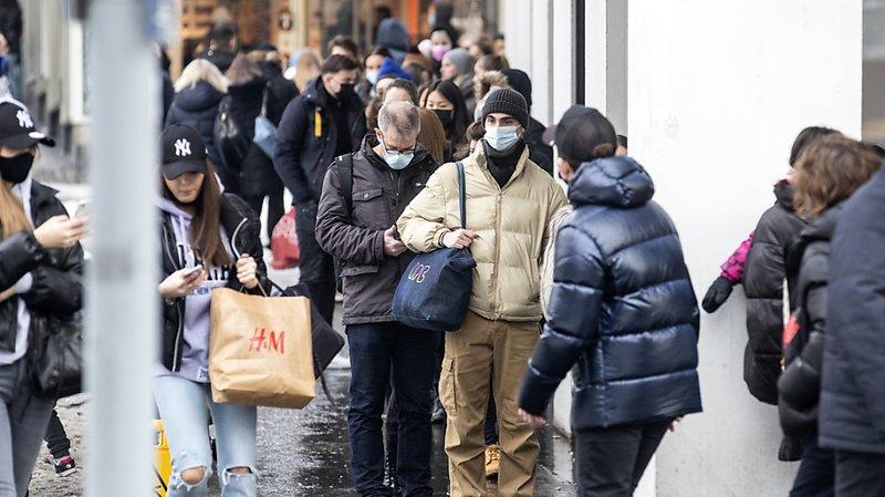 Coronavirus: magasins, musées, 15 personnes dehors… ce que l'on peut de nouveau faire dès ce lundi
