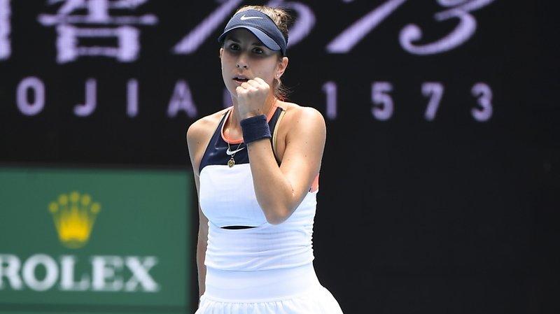 Une finale pour Belinda Bencic à Adelaide samedi contre Iga Swiatek.