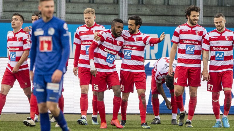 Football – Super League: Servette surpris par Vaduz et le Sion de Walker arrache un point à Lucerne