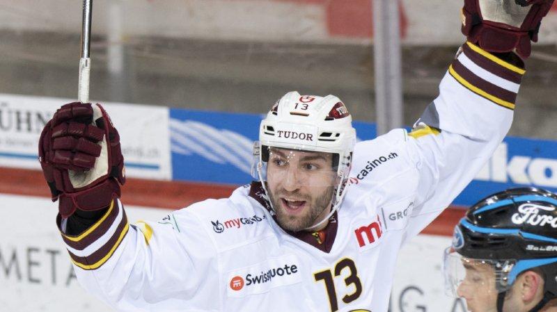 Hockey – National League: Lausanne stoppe Bienne, Genève-Servette gagne contre Langnau