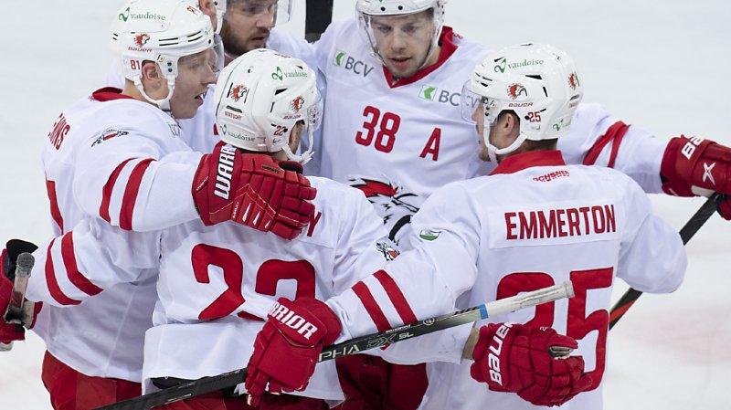 Hockey – National League: Lausanne bat Langnau 2-1, Genève perd 4-3 contre Berne