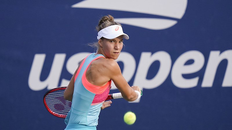 Tennis: l'aventure continue pour Viktorija Golubic qui figure dans le dernier carré à Lyon