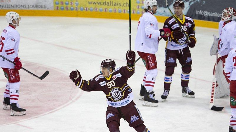 Hockey – National League: Genève se défait de Lausanne grâce à Asselin