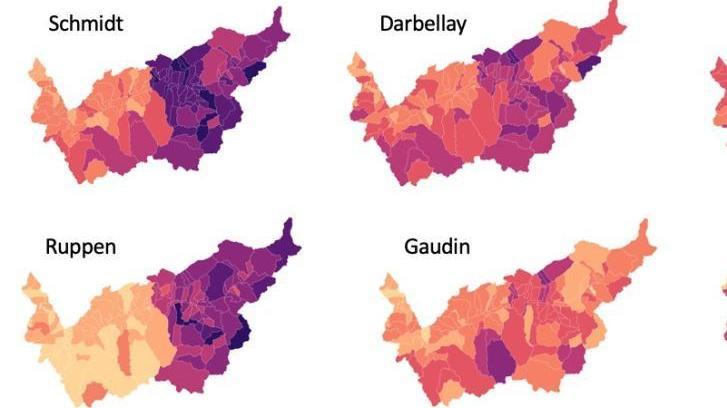 Conseil d'Etat: résultats et analyses par commune. Notre graphique et nos cartes pour mieux comprendre