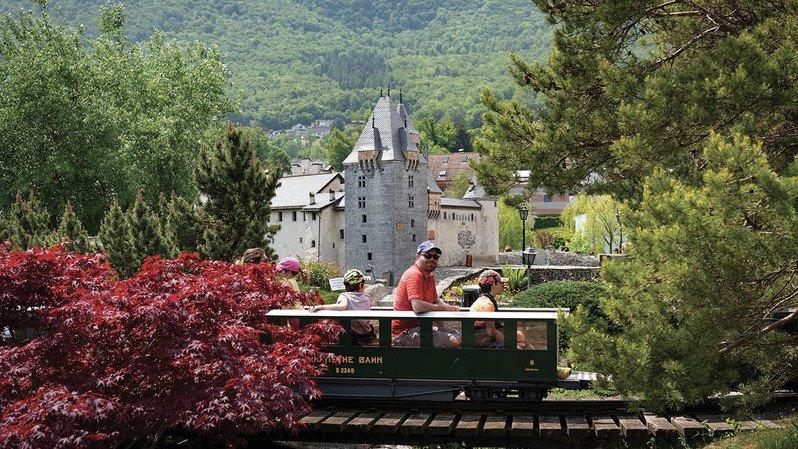 Le Bouveret: le Swiss Vapeur Parc anticipe son ouverture