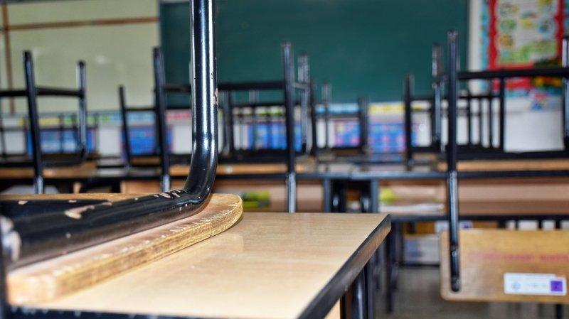 Coronavirus: la situation est stable dans les écoles valaisannes avec trois classes en quarantaine