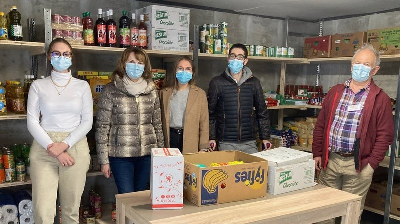 Monthey: des crousilles pour aider les plus démunis et soutenir le commerce local