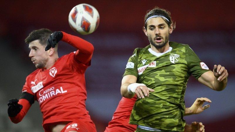 FC Sion: les infos du match contre le FC Vaduz