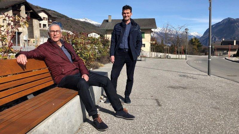 Lens: un lifting à plus de 16 millions de francs pour les hameaux de Flanthey