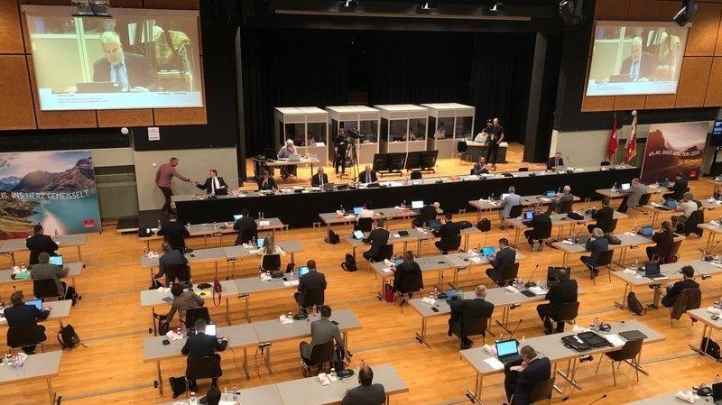 Grand Conseil valaisan: les chiffres clés sur le profil des candidates et des candidats