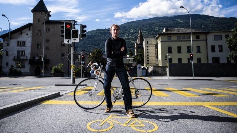 Mobilité douce: Pro Vélo Valais veut une loi dédiée au vélo et lance une initiative