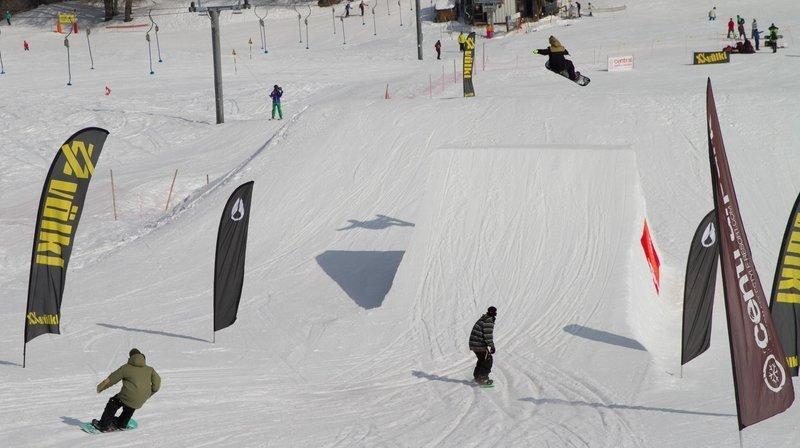 Thyon: deux nouveaux clubs pour cultiver l'esprit du freestyle et du snowboard