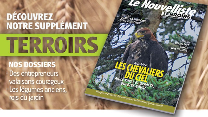 """Le magazine """"Terroirs"""" en lecture gratuite c'est par ici"""