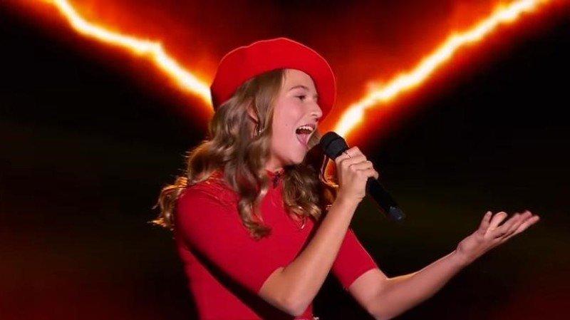 A 14 ans, Madalena Castro Fernandes poursuit son rêve musical au Portugal.