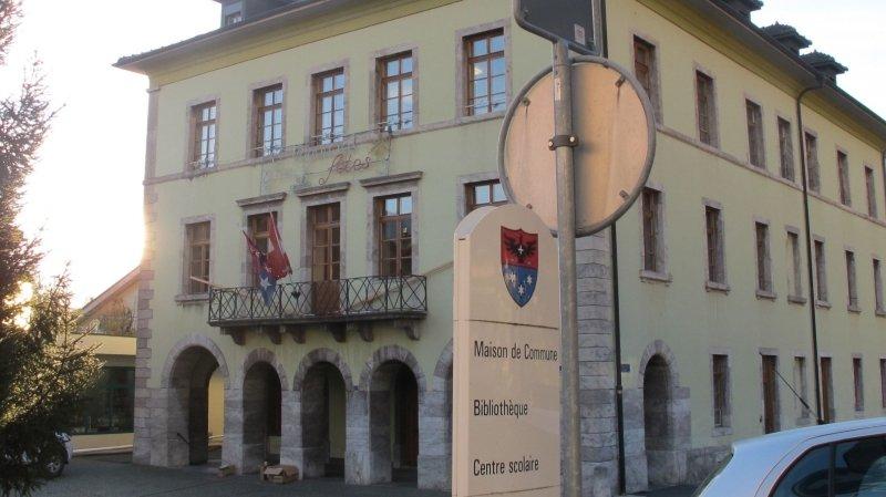 Vouvry: débuts difficiles au Conseil communal