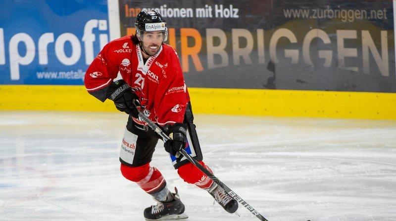 Marc Steiner. Sa pénalité a permis à Ticino Rockets d'inscrire le but décisif.