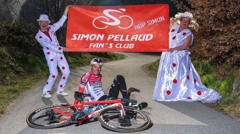Cyclisme: Simon Pellaud ne ressent plus les mêmes frissons