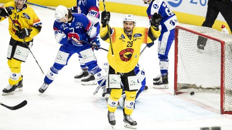 Hockey: «nous la voulions plus que Zurich», Vincent Praplan après la victoire en Coupe de Suisse