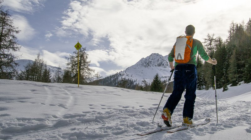 Vichères: un nouveau parc pour s'initier au ski de randonnée