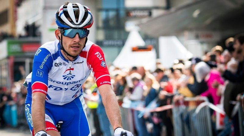 Cyclisme: «Le parcours du Giro conforte notre choix», apprécie Sébastien Reichenbach