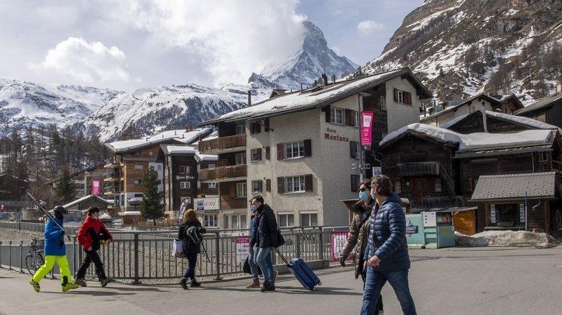Coronavirus à Zermatt, des foyers d'infection persistants