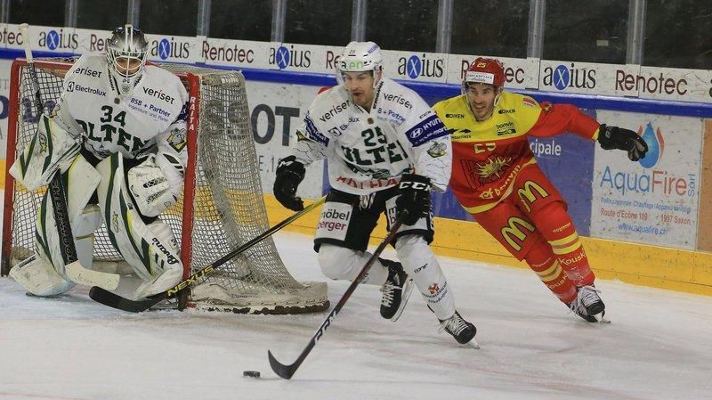 Hockey: pourquoi le HC Sierre peut continuer à déjouer les pronostics